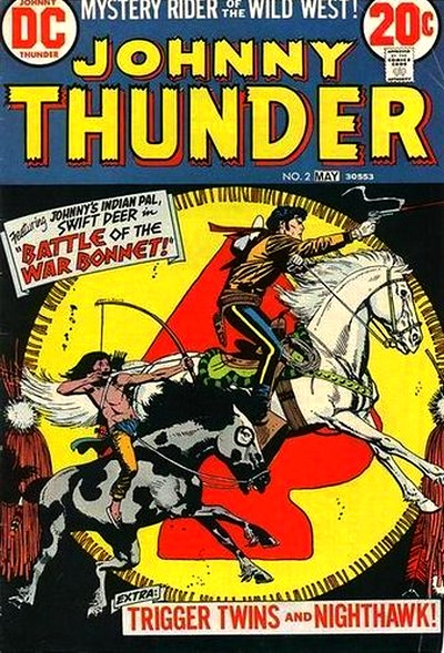df73acf2283 Johnny Thunder  2 (May 1973) from SuperPac C-4