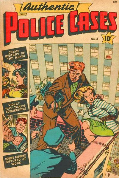Dr Fredric Wertham's Crusade against Comic Books - Part One - the 1940s